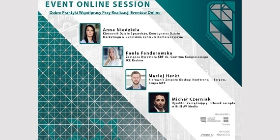 EVENT ONLINE SESSION