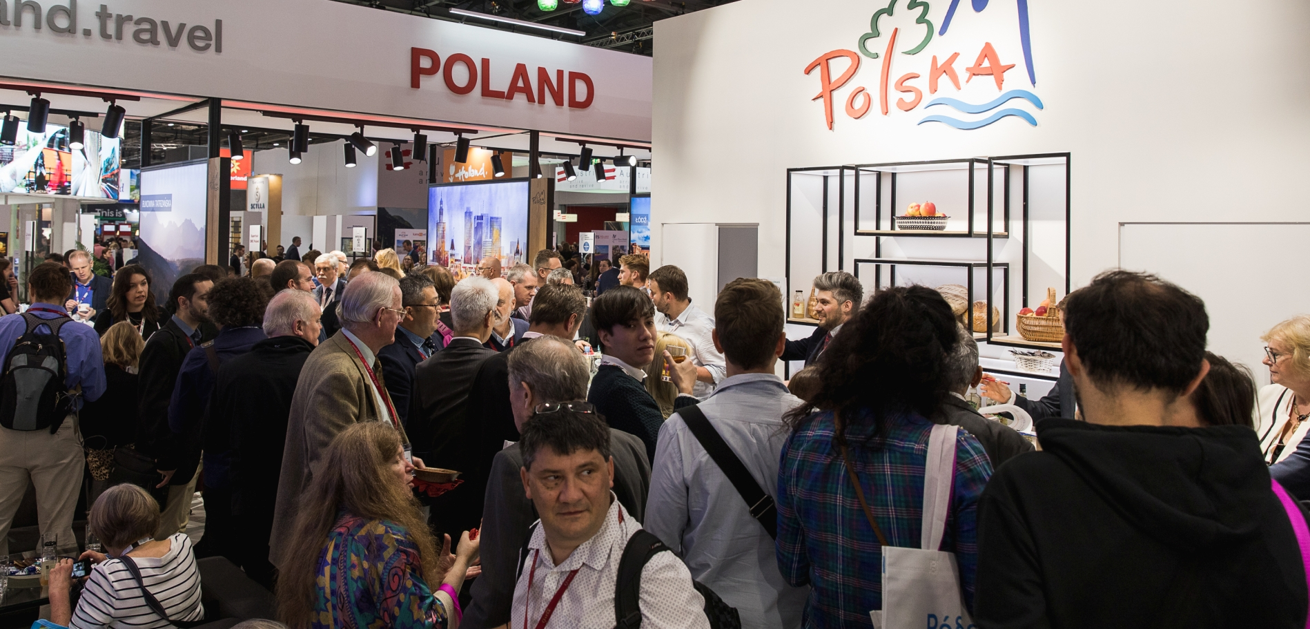 Polish National Booth launches at WTM London 2018