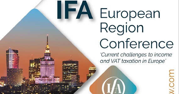 IFA Conference logo