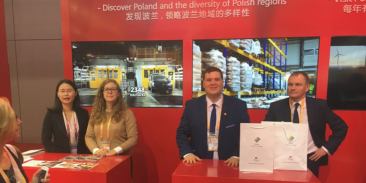 Poland awes at China International Import Expo in Shanghai