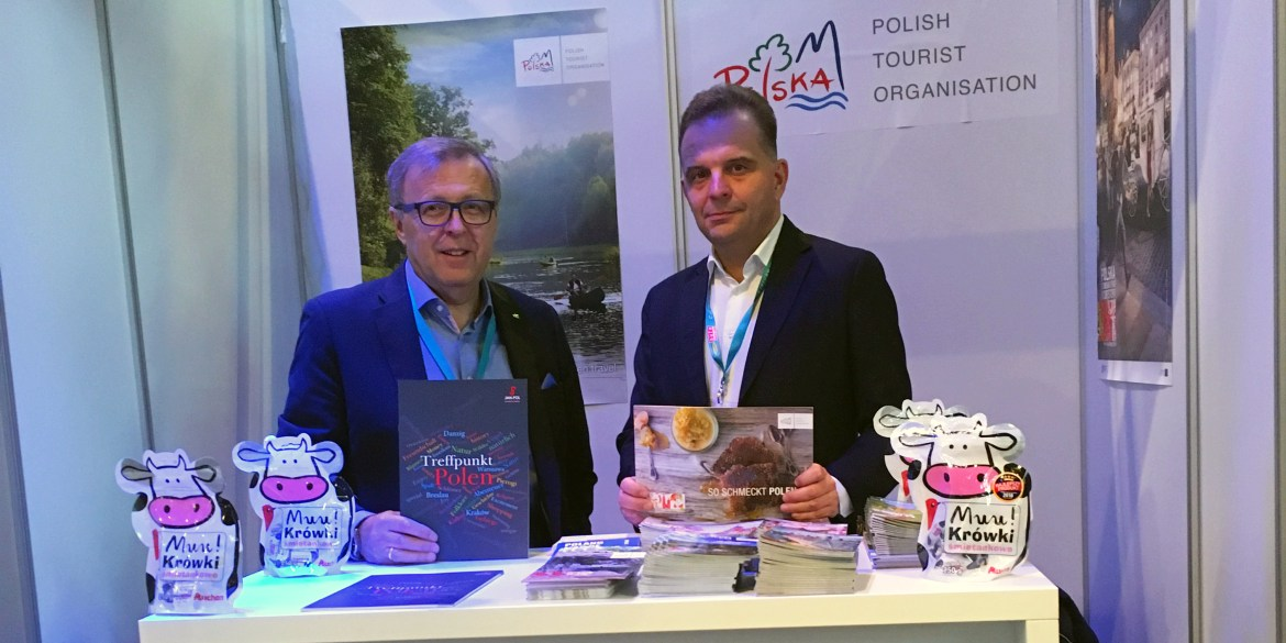 Poland promoted at Swiss Travel Day in Zurich