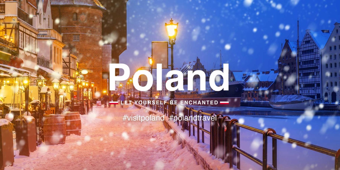"""Fall under the spell of Poland"" - launch of POT's new winter campaign"