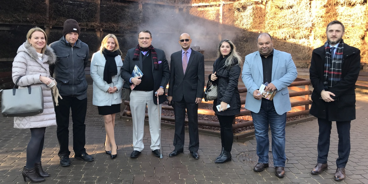 Trading participants from Dubai visited Warsaw