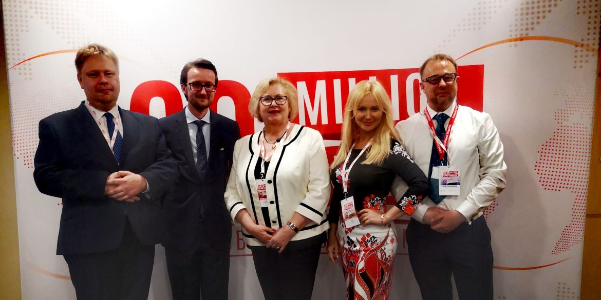 POT promoted Poland at the 60 Million Congress